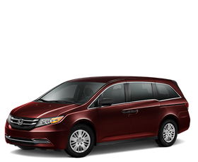 2016 Odyssey 6 Speed Automatic LX Featured Special Lease