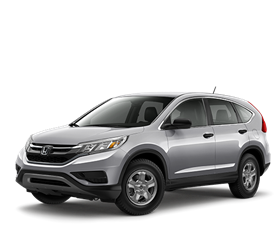 2016 CR-V CVT AWD LX Featured Special Lease