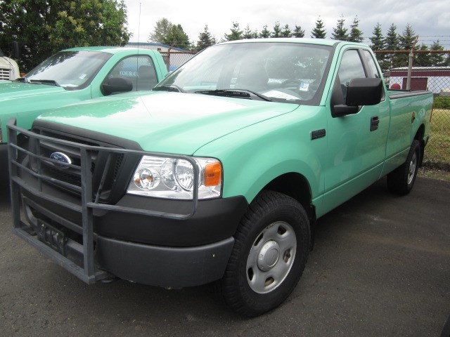 2007 Ford F150 XL 4x4 Pickup