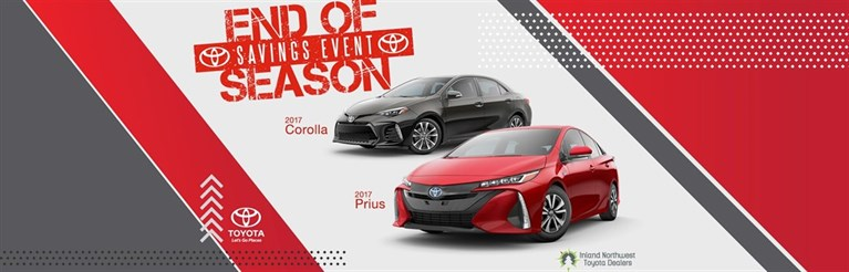 End of Season Sales Event